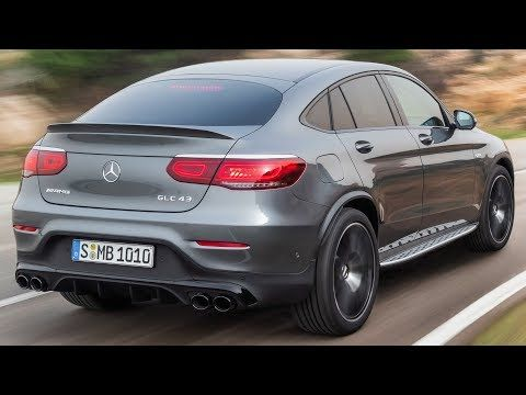 Video 2020 Mercedes Amg Glc 43 4matic Coupe Mid Size