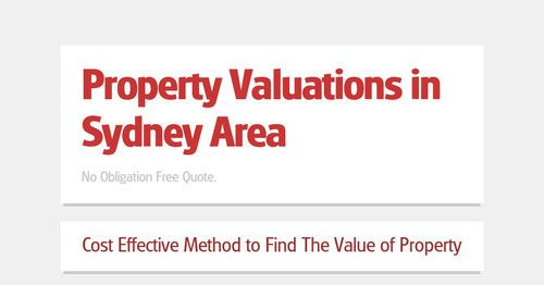 Valuations Qld Is One Of The Member Of The Australian Property