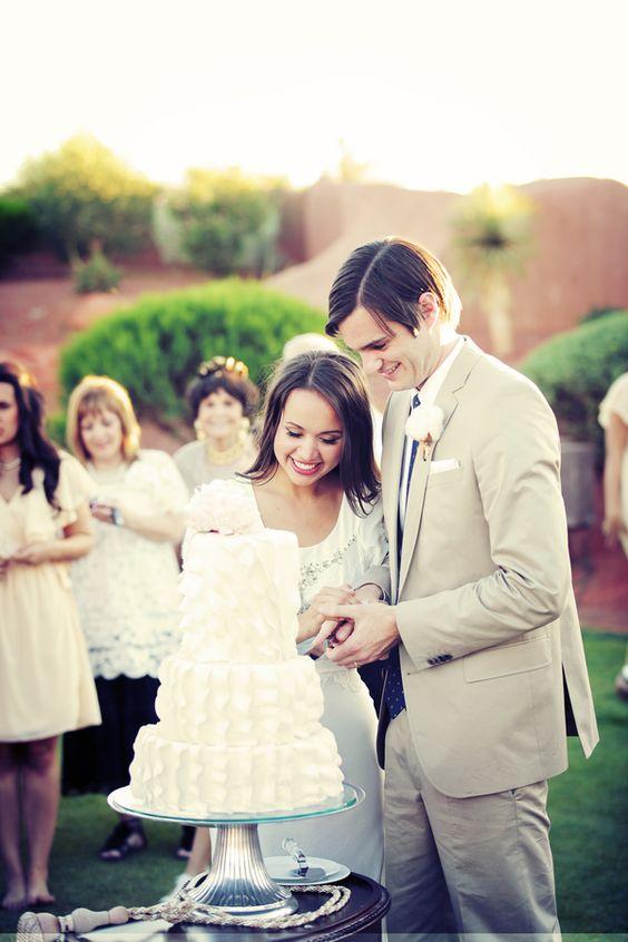 desert wedding  //  gideon photography