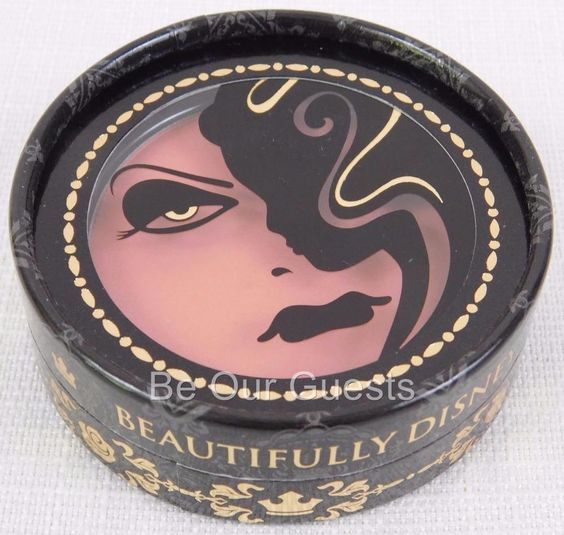 Beautifully Disney Blush Rouge Make - Up New Boxed Satin Peach