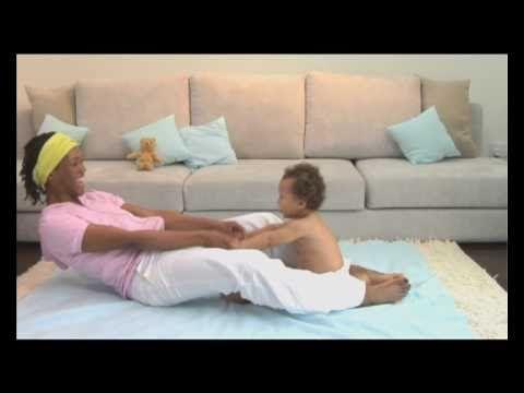 Estimulo de las actividades comunicativas del bebé - YouTube