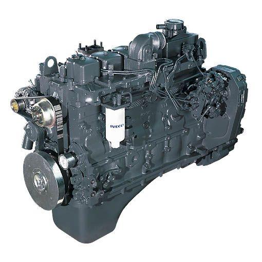 Iveco Nef 6 Cylinder Diesel Engine Parts Catalog