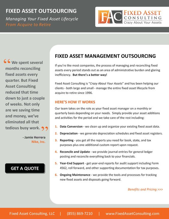 Fixed Asset Management Outsourcing Brochure http\/\/wwwjuice - general ledger form
