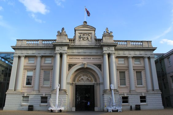 National Maritime Museum (NMM) in Greenwich, London