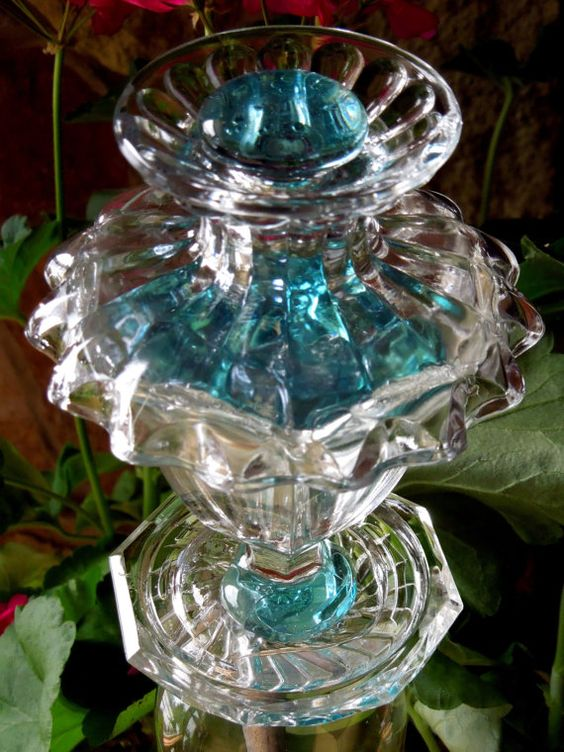 Pinterest the world s catalog of ideas for Recycled glass art