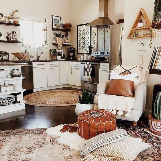 30 Bohemian Home Decor Ideas For A Boho Chic Space In 2020 Home Decor Bohemian Living Room Decor Apartment Decor