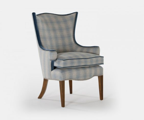 Till Chair | Armchairs | Upholstery | William Yeoward