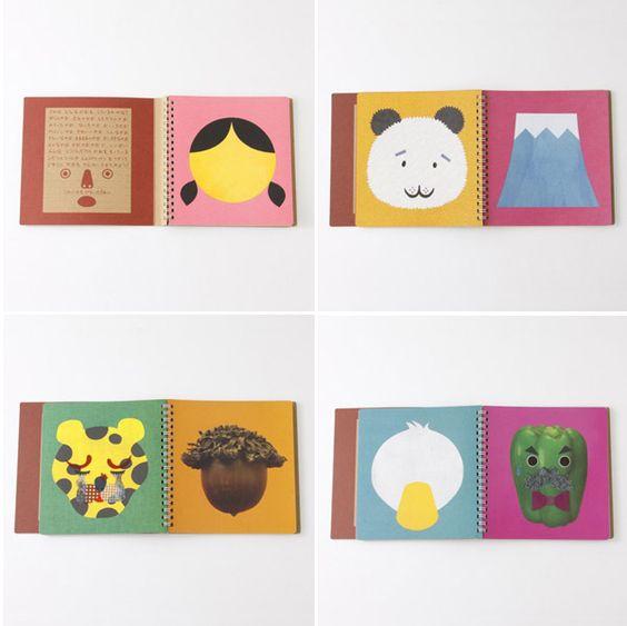 Muji sticker-book