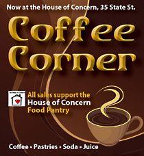 House of Concern Coffee Corner Seneca Daily News