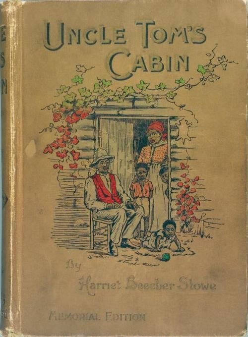 Uncle Tom's Cabin,' written by Harriet Beecher Stowe, was published march 20, 1852. This novel depicts the reality of slavery. It is the second best-selling book of that century.