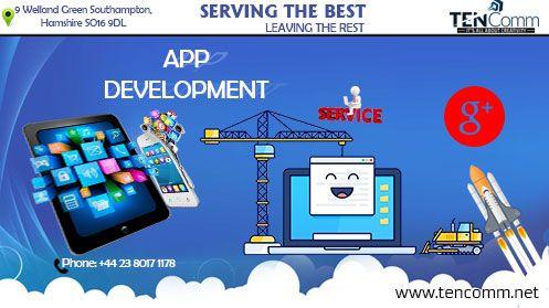 Ten #Comm is a leading #App #Development #Company in #Australia, creating…  | Mobile app development companies, App development companies