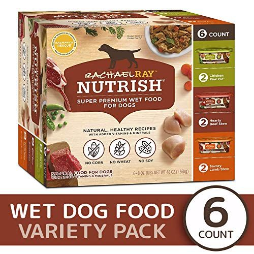Rachael Ray Nutrish Natural Variety In 2020 Dog Food Recipes