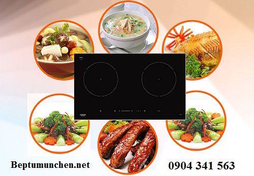 Bếp từ Munchen M568I sự lựa chọn đúng đắn cho mọi nhà