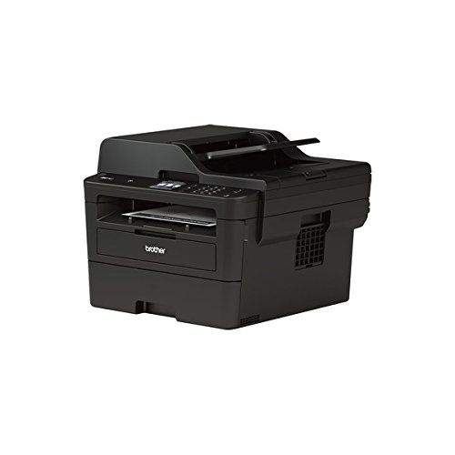 Brother Mfcl2750dw Monochrome All In One Wireless Laser Printer