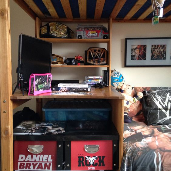 decor wwe bedroom and wwe on pinterest
