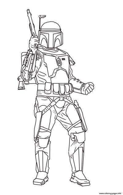 Boba Fett Coloring Page : coloring, Coloring, Pages, Book,, Drawings,, Printables