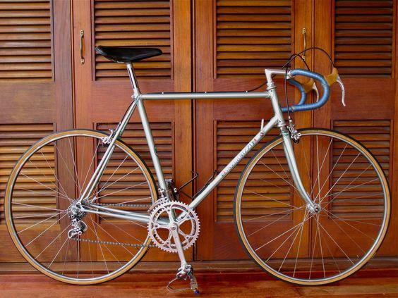 Bike Lust: 1980 Invernizzi Competizione - Italiaanse Racefietsen
