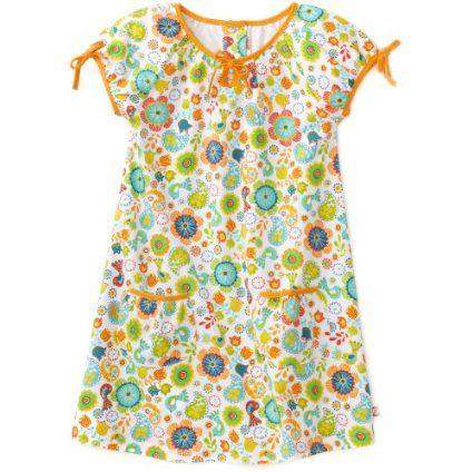 Zutano Girls 2-6X Toddler Balalaika Picnic Dress $33.00