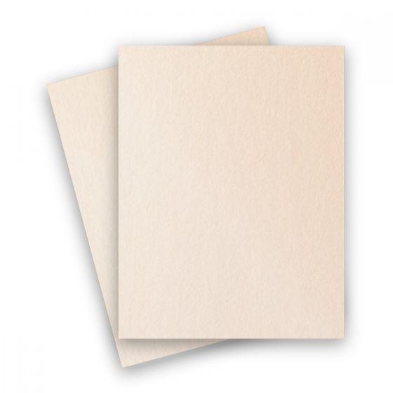 Stardream Metallic 8 5x11 Card Stock Paper Coral 105lb Cover 284gsm Cardstock Paper Metallic Paper Paper