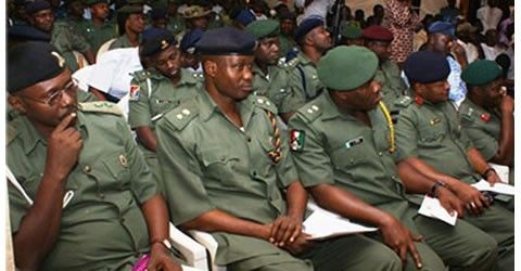 ECHOES: More Than 20 Army Generals Arrested Over Missing M...