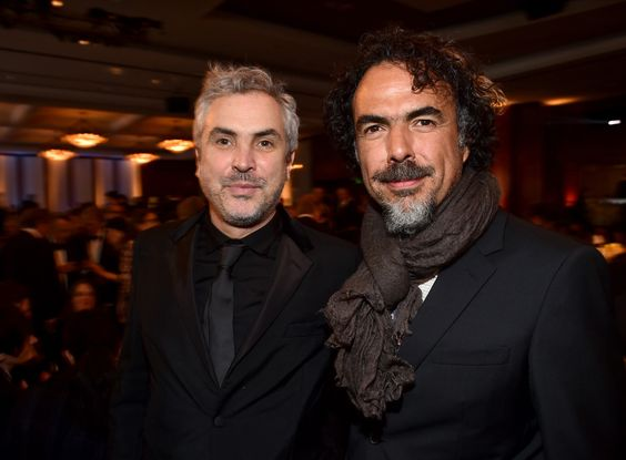 Alfonso Cuarón & Alejandro G. Iñarritu