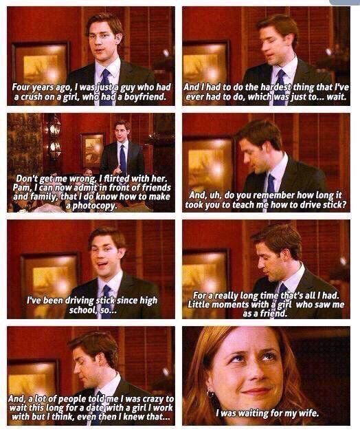 Pin By Sheila M On What The Heart Wants The Office Show The Office Office Memes