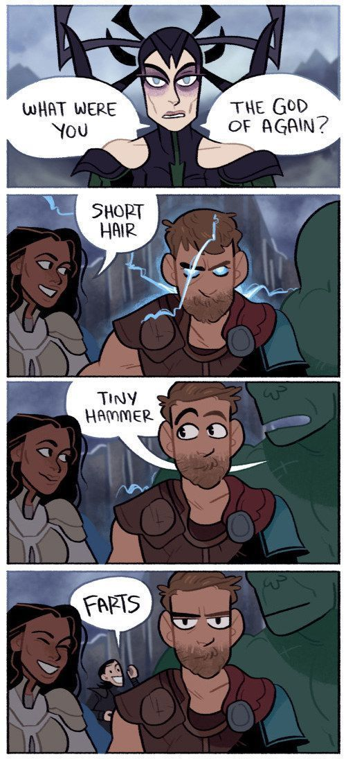 These Thor Fan Comics Are The Best Thing Youll See Today Funny Marvel Memes Marvel Jokes Marvel Superheroes
