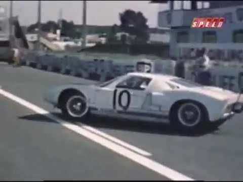 Ford Vs Ferrari The Story Of The Ford Gt40 On Behind The