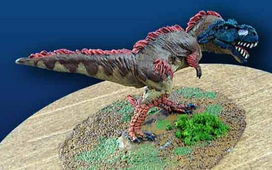 Acheson Creations 15mm T.rex