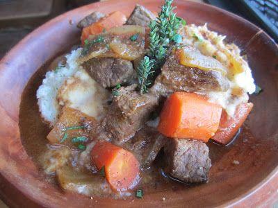 The Irish Mother: Irish Beef and Guinness Stew
