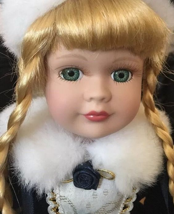 Jillian passed away when she was 27 years old from an intentional drug overdose. She is a very sweet spirit. She loves to hear people laughing. She ha... #jillian #doll #haunted
