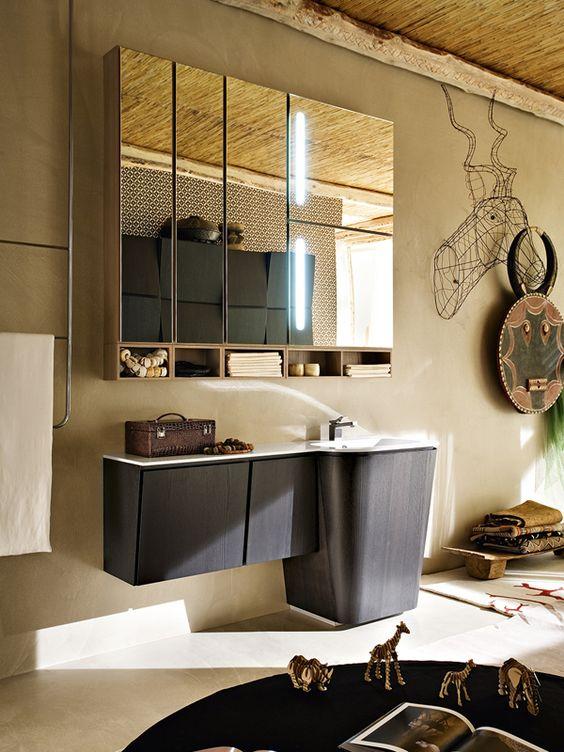 Bathroom furniture by Cerasa | design Stefano Spessotto, Lorella Agnoletto