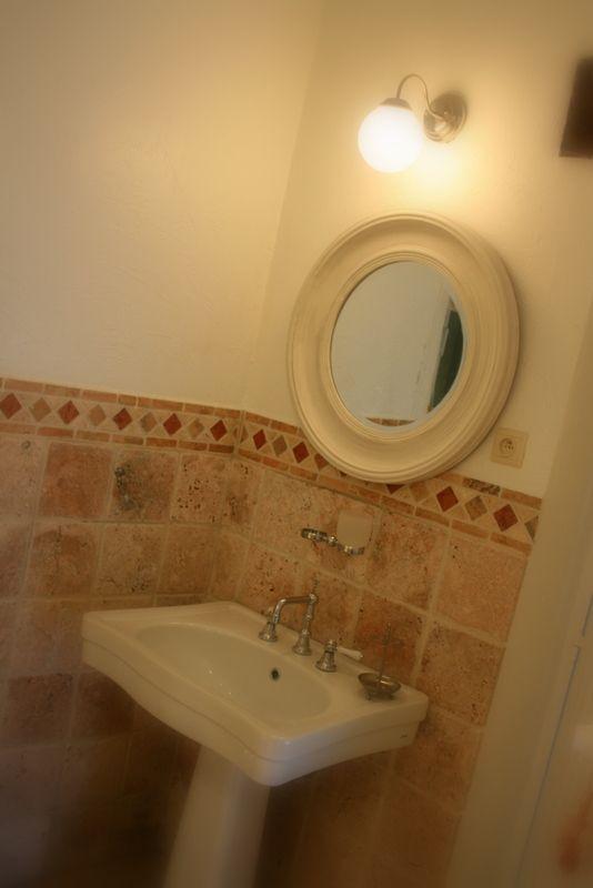 italiaanse badkamer - domaine l\'air du temps | Pinterest - De boerderij