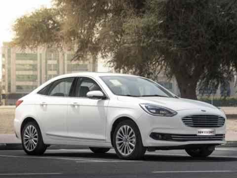 سعر فورد اسكورت 2020 في السعودية أسعار السيارات Car Vehicles