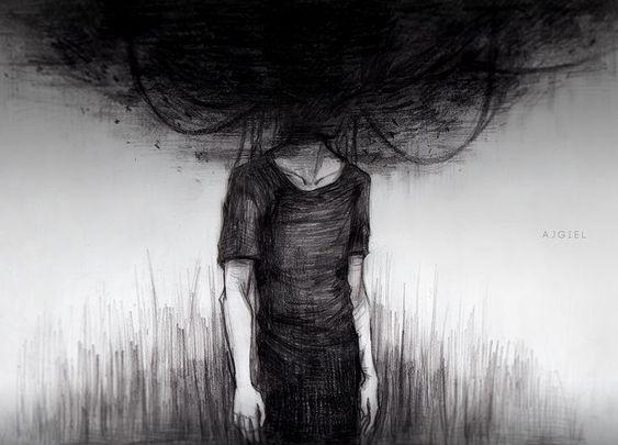 Una persona deprimida pierde todo sentido de empuje o fortaleza, siente que haga lo que haga, nunca será suficiente y el vacío emocional siempre estará presente...: