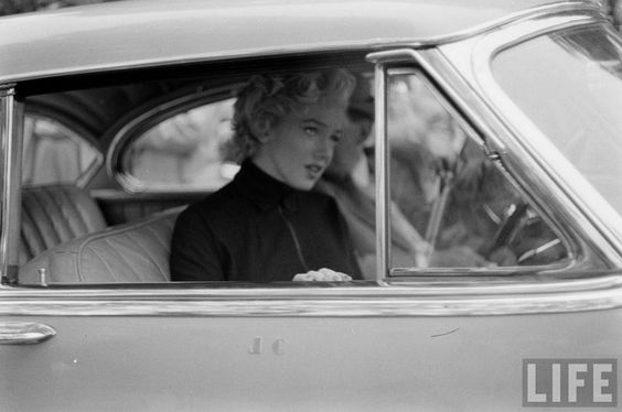 marilyn monroe car - Buscar con Google