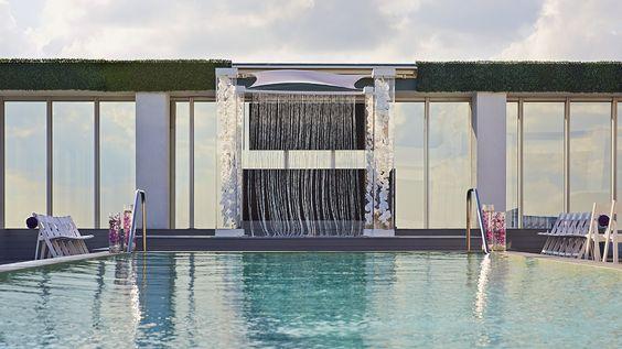 "Viceroy Miami • Miami, Florida • ""glamour-infused luxury"""