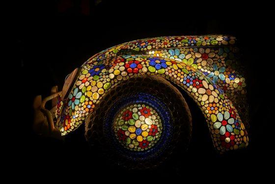 Katarzyna Czajka instalacje świetlne