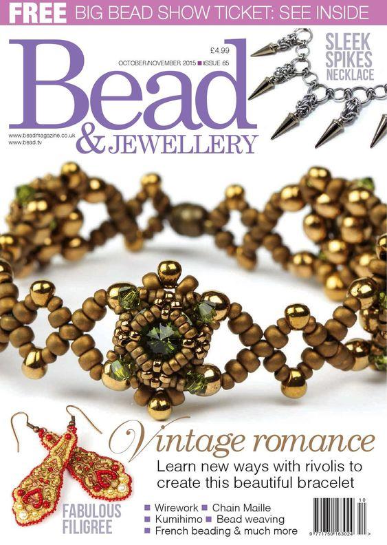 65 bead & jewellery 2015 10 11 by Evlyn - issuu