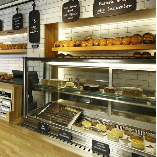 Bakery Design Ideas in design magz: the best traditional bakery shop design ideas