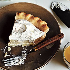 Chai Cream Pie (Cooking Light May 2011)