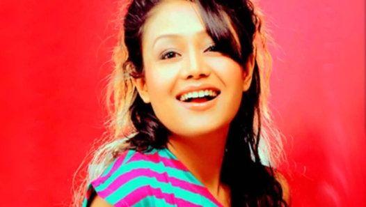 Neha Kakkar Childhood Photos Neha Kakkar Indian Celebrities Singer