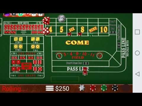 Craps betting system video all football betting sites in nigeria