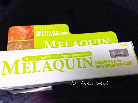 Melaquin forte 4 Cream cao cấp đặc trị tàn nhang, nám má hiệu quả 100 Xuất xứ Malaysia