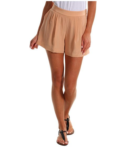 Rebecca Taylor Pleated Short
