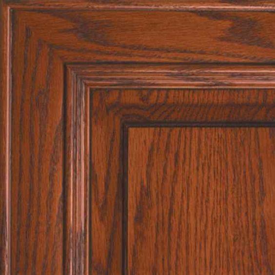 Seville Oak Kitchen Cabinet Doors