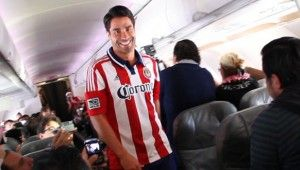 awwww we lost hottie Juan Pablo to Chivas :(