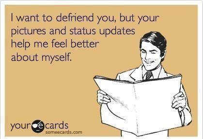 defriend