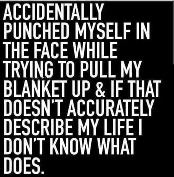 Accidentally hitting myself in the boob while rolling up my sleeve? Yup, that too. #classyontheoutside #realontheinside #funny #oops #fail #humor