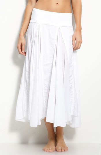 Hard Tail 'Voile' Long Skirt - Great casual skirt, sexy shape ...